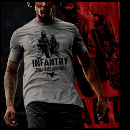 Infantry Lethal Force Authorized