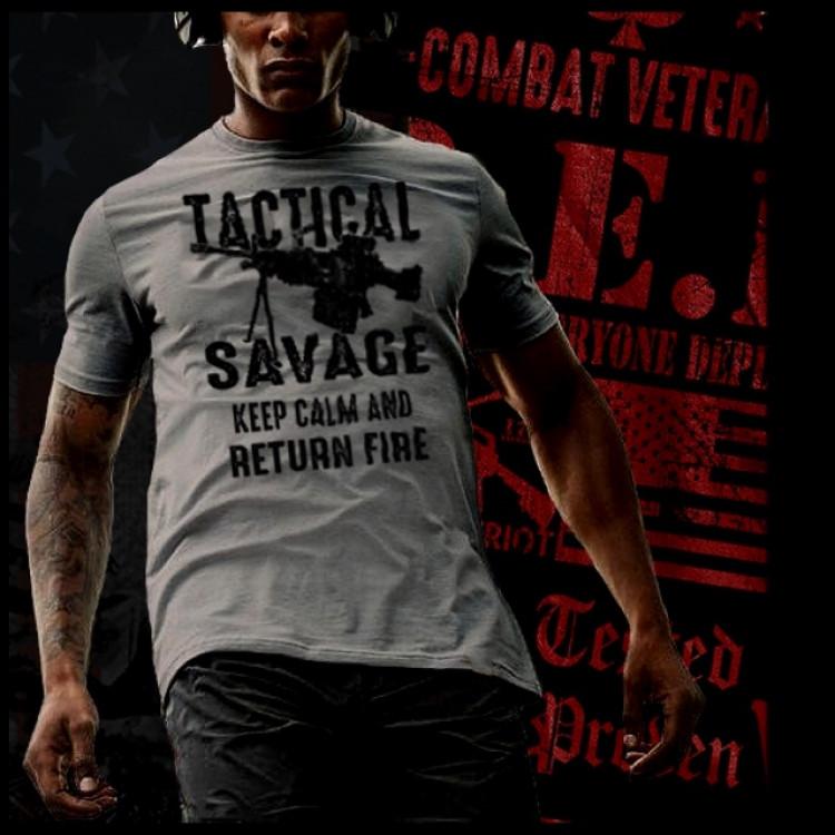 Tactical Savage