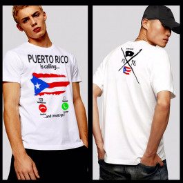 PUERTO RICO IS CALLING AND I MUST GO