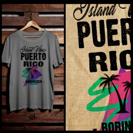 PUERTO RICO ISLAND VIBES