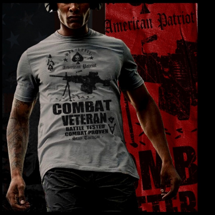 Proud Combat Veteran