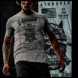 Paratrooper Death Skull
