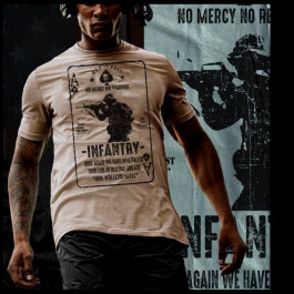 Infantry No Mercy No Remorse