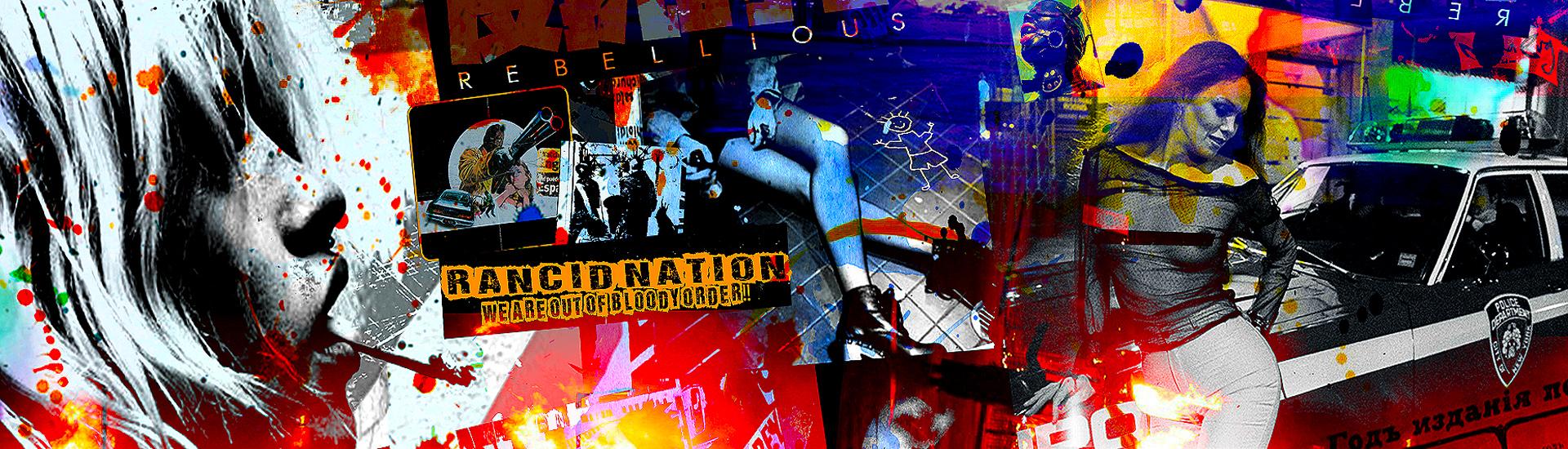 Rancid Nation Grunge Models