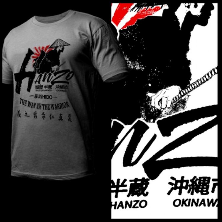 Hanzo Bushido Warrior