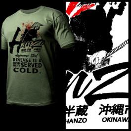 Samurai Hanzo Revenge is a dish best served cold
