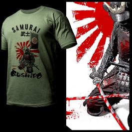 Bloody Samurai Rising Sun