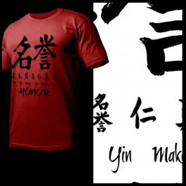Japanese Kanji Honor