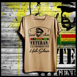 Haile Selassie Rasta Veteran
