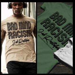 No Racism Reggae T-Shirt