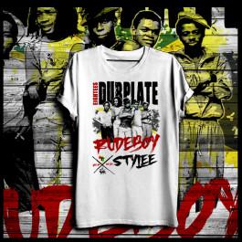 retro reggae dubplate