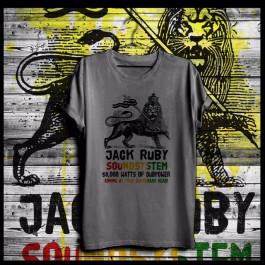 Jah Lion Dubplate Tee