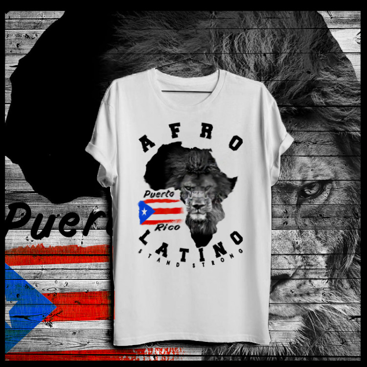 Afro Latino Puerto Rico