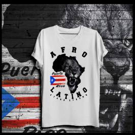 Afro Latino Puerto Rican