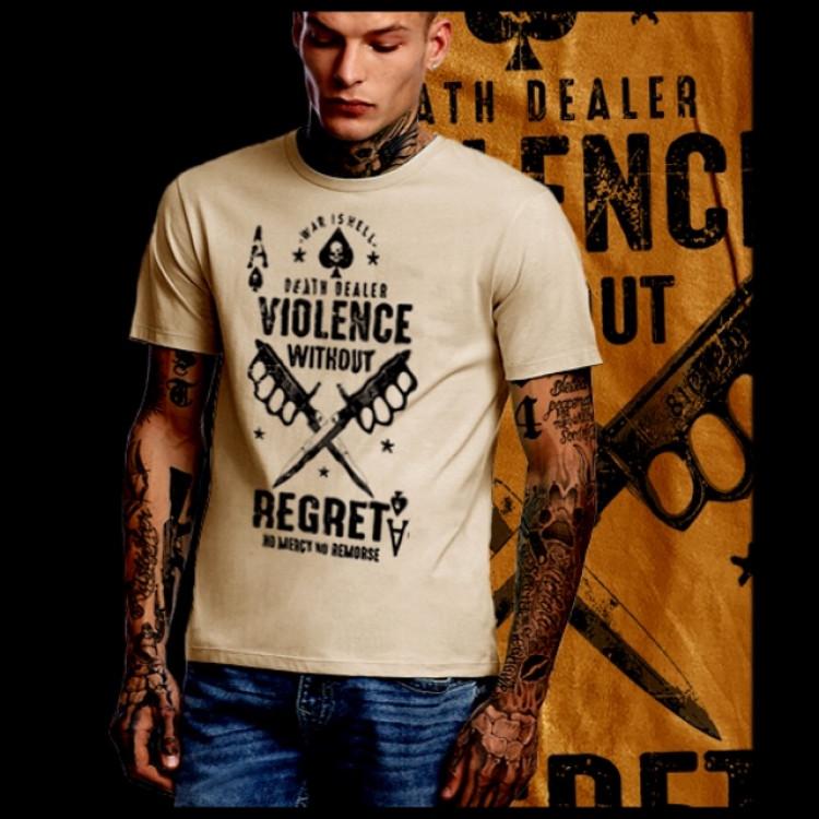 Violence Without Regret