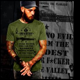 Infantry I Fear No Evil