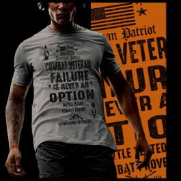 Combat Veteran Failure is not an Option