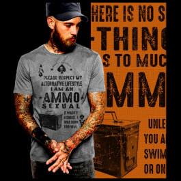 Ammo Sexual Infantryman