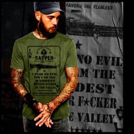 Combat Engineer No Fear