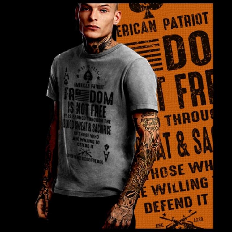 Combat Veteran Freedom