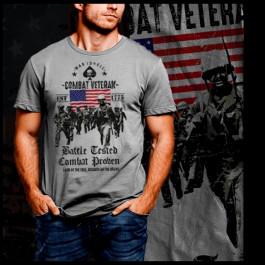 Combat Veteran Road March