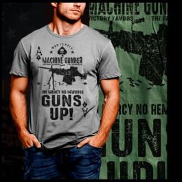 Machine Guns Up