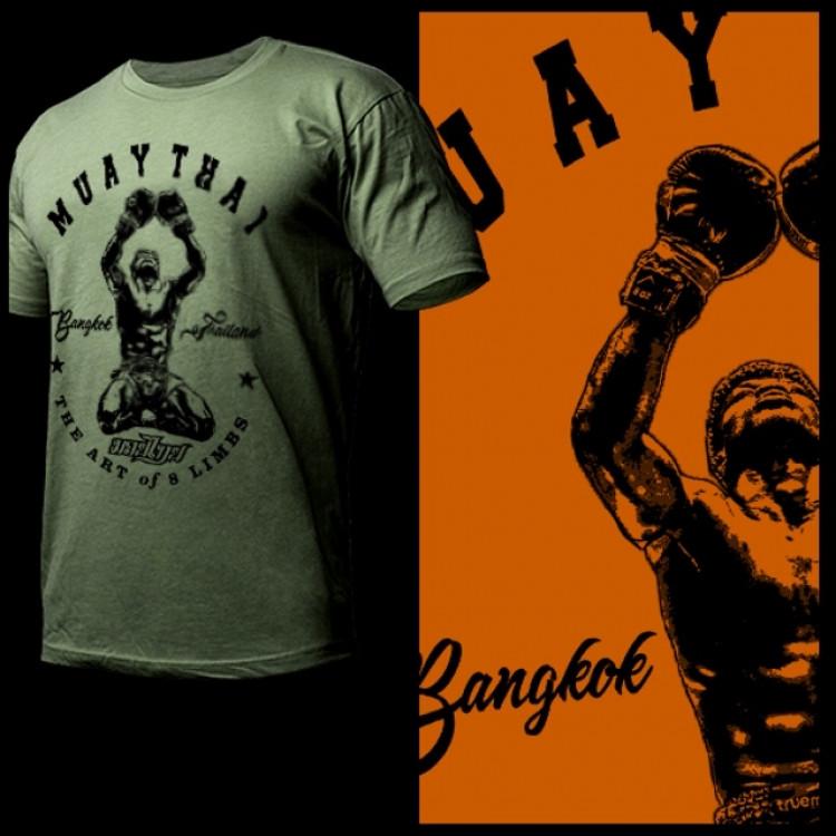 Muay Thai Fighter WAi Kru