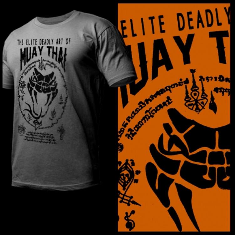 Muay Thai Yantra Snake