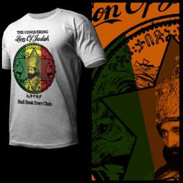 Jah Lion Crest