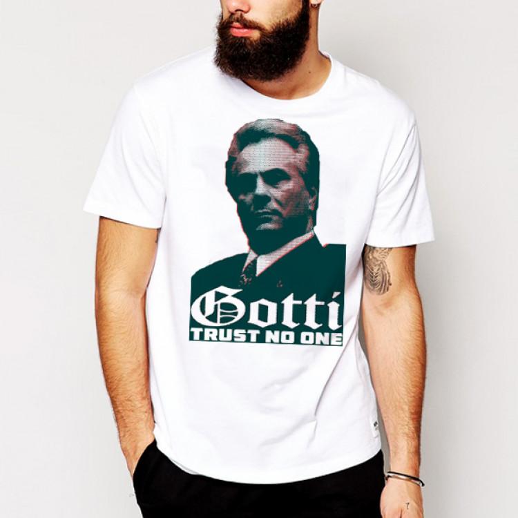 John Gotti T-Shirt Teflon Don