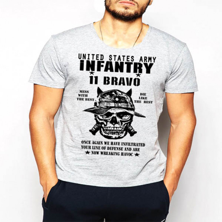 US Army Infantry 11 Bravo US Armed Forces USA II