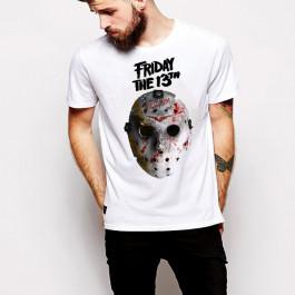 Friday The13th Halloween T-Shirt Jason Ski Mask
