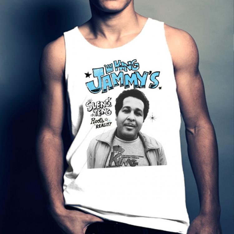 King jammys sleng teng riddim t-shirt